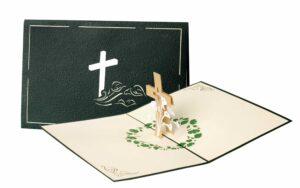 Trauerkarte schreiben