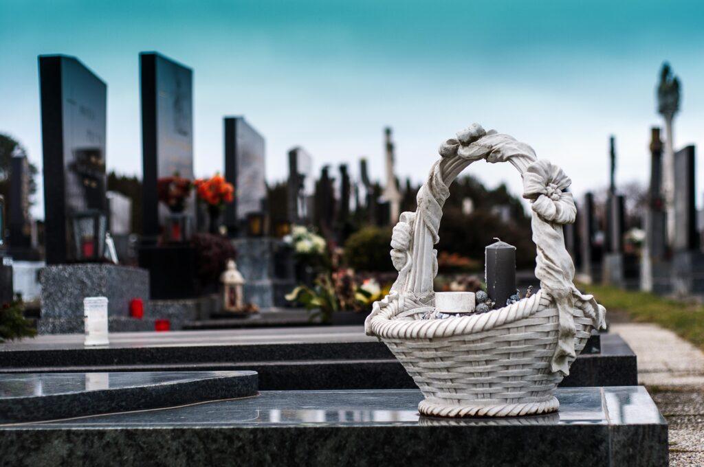 Pflichten des Verstorbenen